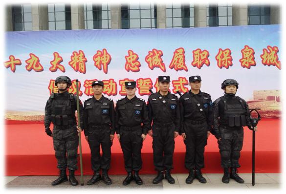 武汉保安服务公司